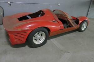 1967 Ferrari P4 Replica Component Car Noble Motorsports Ltd.