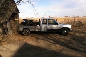 1988 GMC 2500 boom truck