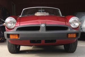 1975 MGB GM 4.1L V6 4 Speed Automatic Transmission