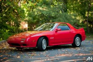 1989 Mazda RX-7 GTUs, RX7 GTUs, S5 RX7, low miles, very clean