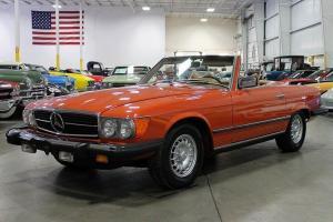 """""""1978 Mercedes 450SL Both Tops  Museum Exhibit 29K Miles!"""