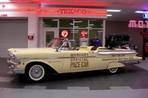 1957 Mercury Turnpike Cruiser Convertible