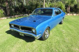 Holden HT Monaro Coupe Photo