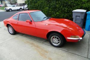 1971 Opel Opel GT 1.9L