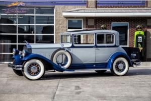 1930 Pierce Arrow Victoria Coupe