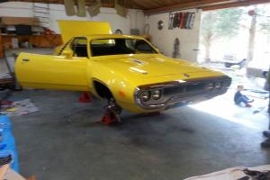 1972 Plymouth Road Runner 340 4 speed