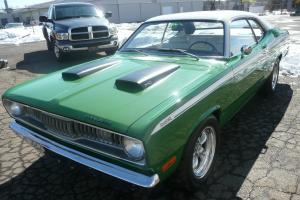 1972  Plymouth Duster 340 Special edition Spring Special Shamrock Edition
