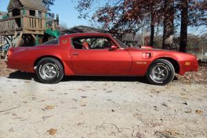 1976 trans am project car hot rod pont other muscle car pontiac