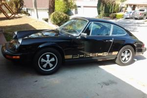 1975' 911s coupe.matching numbers, rust free, clean original interior,.