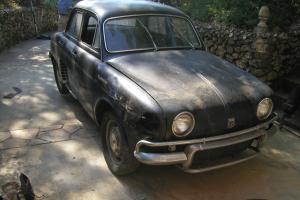 1964 Renault Dauphine Original Southern U.S. Car Photo