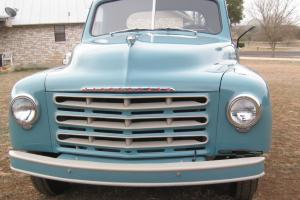 1952 Studebaker 2R-5 Truck Excellent Show Quality