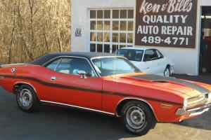 1970 Dodge Challenger R/T 4 Speed