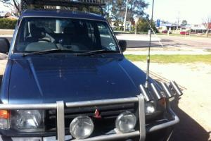 Mitsubishi Pajero GLS LWB 4x4 1992 4D Wagon 5 SP Manual 4x4 3L Multi in Bairnsdale, VIC