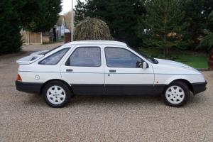 FORD SIERRA XR8 UNMOLESTED LOW MILEAGE CAR.