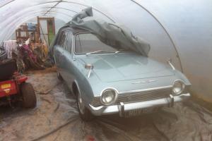 Ford corsair 2000E ,1968