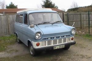 Classic Ford Transit camper