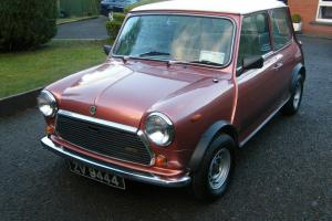Mini 1100 Special - Unique History, Immaculate, Classic Mini Cooper NO RESERVE