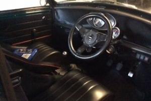 1968 Classic Mini Austin Cooper 1.3 reshelled