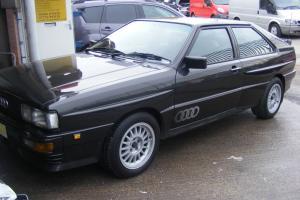 audi ur quattro turbo wr 2.1 ,classic not rs Photo