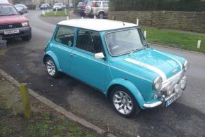Mini Cooper Classic Sport Surf Blue