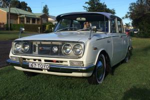 Toyota Corona 1967 RT40 OLD School Retro Great Condition LOW KM Very Good CAR
