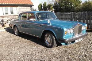 Rolls Royce Silver Shadow II - 75th Anniversary Limited Edition (Only 75 Made!) Photo