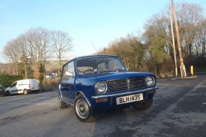 Genuine Mini 1275GT very original, excellent condition with V5