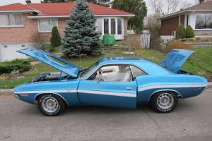 Documented 1970 Dodge Challenger RT 440 - 6pack. Live Videos