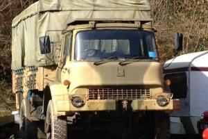 Bedford MJ TK very good order -