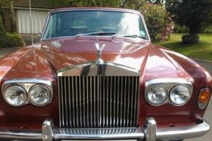 Rolls Royce Silver Shadow 1 - 1974 Photo