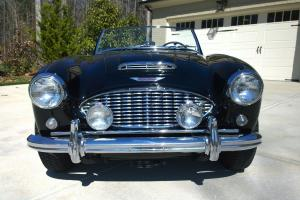 1960 Austin Healey 3000 BT7 - Same owner since 1976