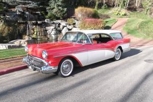 1957 Buick Century Caballero - Hardtop Wagon