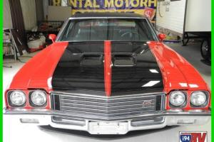 72 Buick GS 455 Restored - NO RESERVE