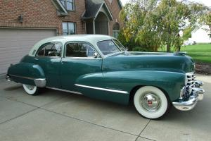 This beautiful Cadillac includes judging sheets from the AACA and CCCA