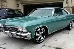 1965 Chevy Impala **Must See** High Option Car.. PS,PB,PW,A/C,TILT COLUMN