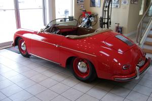 2008 BECK Speedster 356A  RED with Tan Leather FACTORY INSPECTED  2000 miles