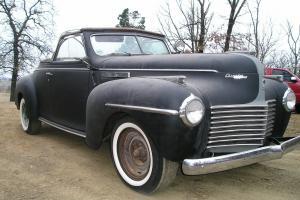 1940 Chrysler New Yorker convertible