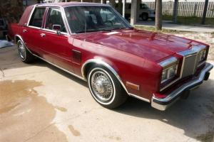 1986 CHRYSLER NEW YORKER 5 TH, AVE