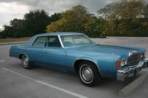 1978 CHRYSLER NEWPORT --IMPERIAL NEW YORKER DODGE PLYMOUTH 75 76 77 79