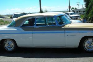 1955 Chrysler Windsor Deluxe Nassau -