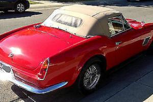 1961 Ferrari  250 GT California Spyder Recreation by Modena