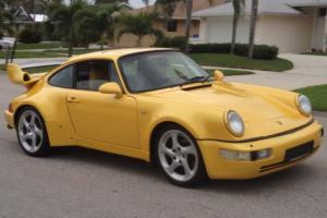 1983 Porsche 911/930 single turbo with sunroof