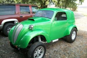 1948 Fiat Gasser sedan delivery hot rod