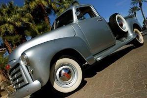 1953 GMC 5 WINDOW PICKUP TRUCK - VERY RARE FACTORY DRIVETRAIN SELLING NO RESERVE
