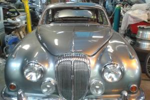 1965 Daimler 2.5 V8 Tax exempt Excellent restored shell Running engine