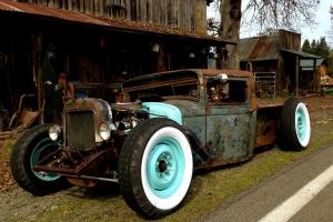 Rat Rod 350  Chevrolet 1931 International HOT