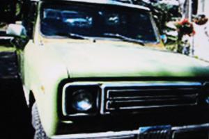 1978 International Scout II Base Sport Utility 2-Door 5.6L Photo