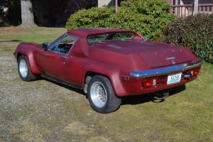 1974 Lotus Europa Special  British  Europe Twin cam 5 speed spyder chassis