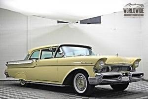 1957 Mercury Monterey V8 Automatic Show Quality Classic