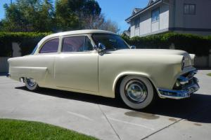 1954 Ford Victoria Mild Custom Shoe Box Mercury style Nice California car